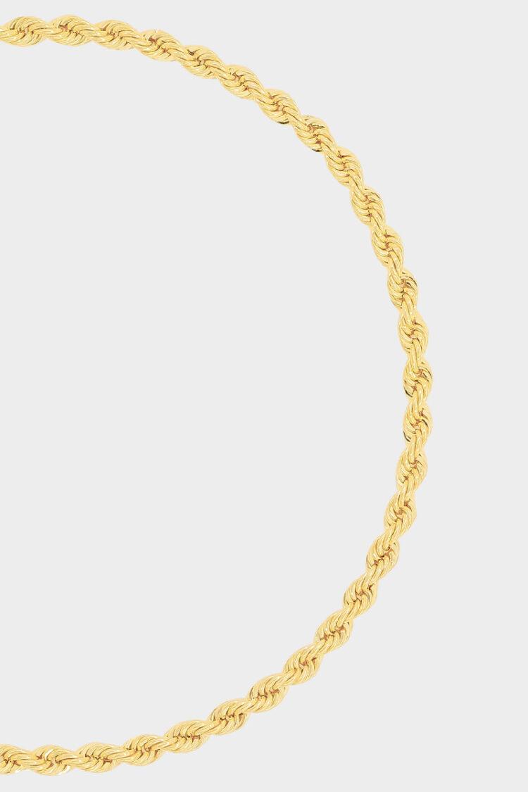 Sarı Altın Bileklik